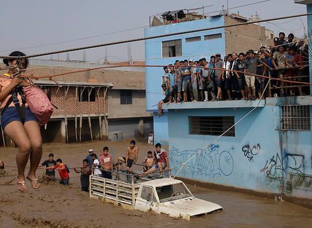 Update on Flooding in Peru