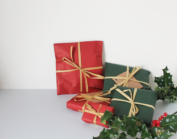 Ethical Gift Wrap