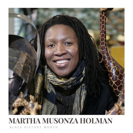 Martha Musonza Holman
