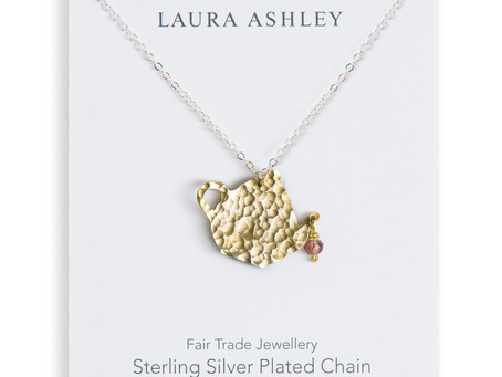 Just Trade for Laura Ashley Spring Summer '17: Metal Jewellery