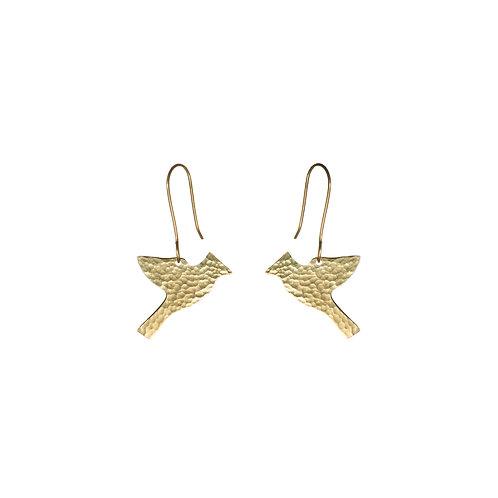 SOT Bird Flying Earrings