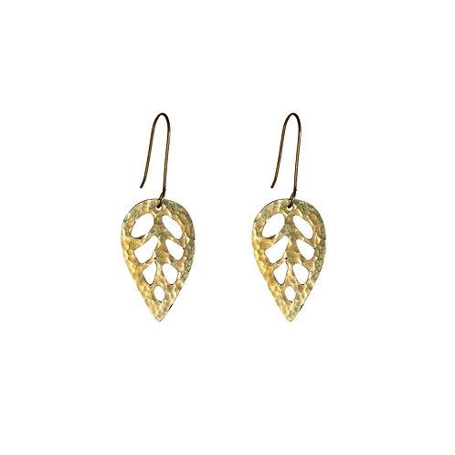 SOT Simple Leaf Earrings