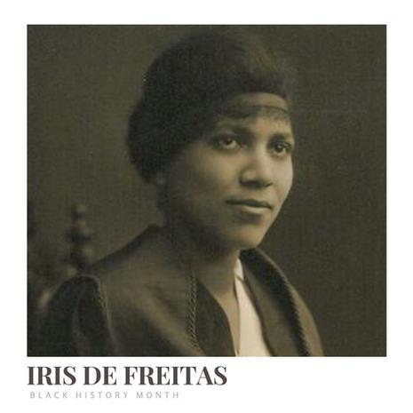 Iris De Freitas