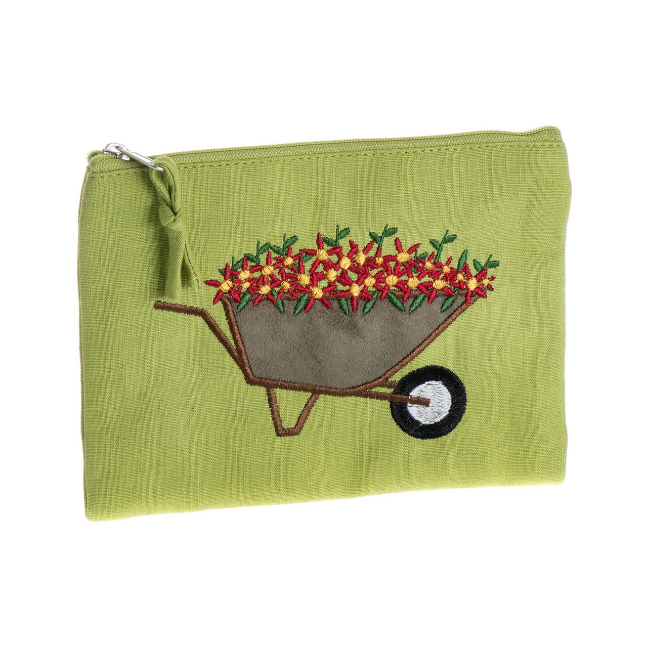 Wheelbarrow Purse