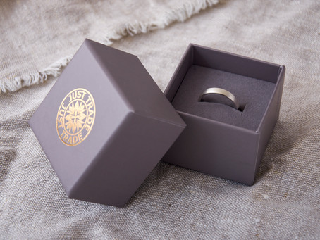 Product Spotlight | Fairtrade Gold Wedding Rings