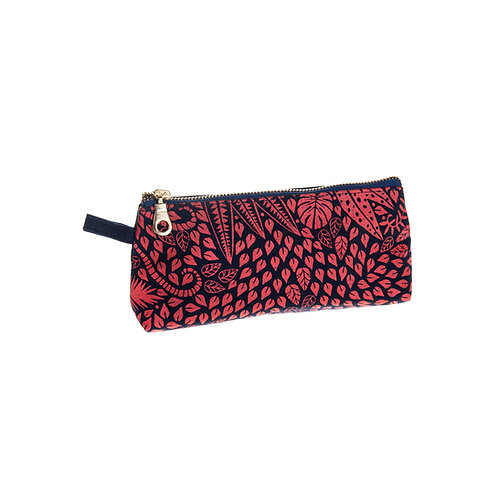 SOT Leaf Thin Cosmetic Case