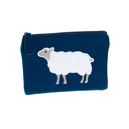 Felt Sheep Coin Purse