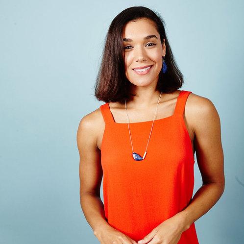 Rachel Irregular Single Necklace