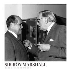 Sir Roy Marshall