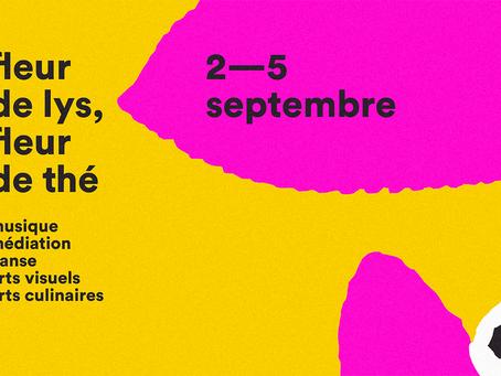 FESTIVAL FLEUR DE LYS, FLEUR DE THÉ   Un festival d'arts asiatiques à La Vieille Usine