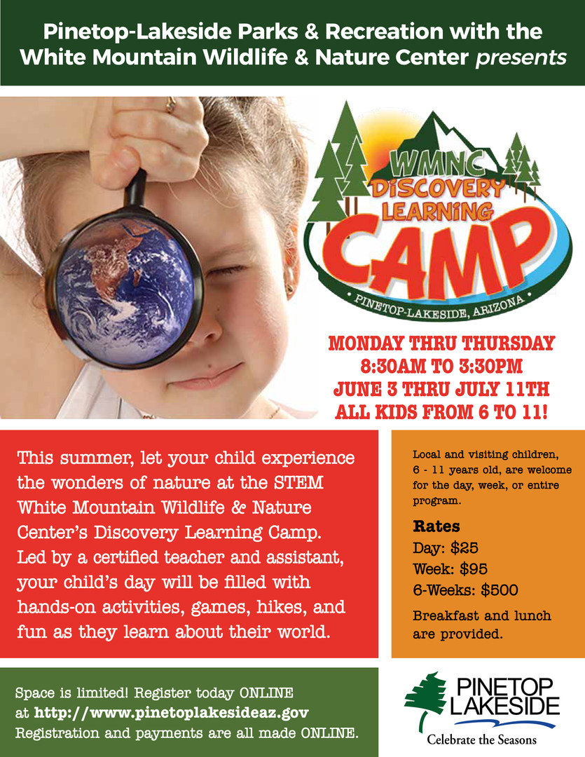 Discovery Learning Camp