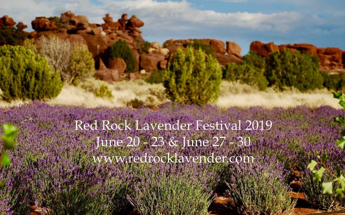 0620 Red Rock Lavender Festival