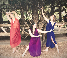 DWD dancers