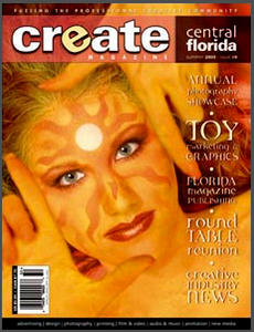 Create Magazine - Summer Issue