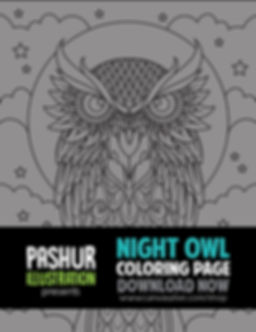 Night Owl - Coloring Page Ad_3.jpg