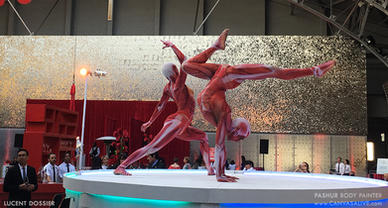 Body Worlds - Performers