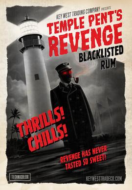 Temple Pent's Revenge