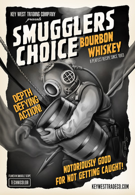 Smuggler's Choice - Vintage Movie Poster