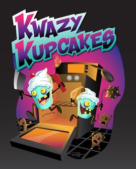 Kwazy Kupcakes App Game