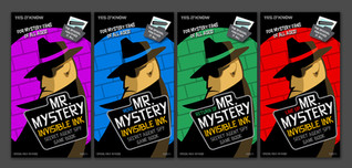 Mr Mystery ReDesign