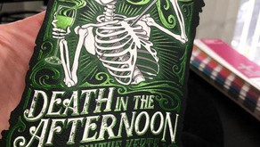 Death in the Afternoon Absinthe