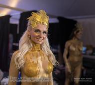 Gold Girl Veronica