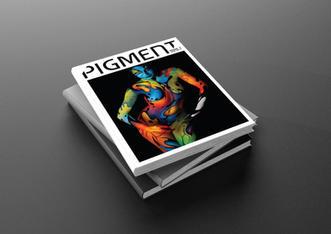 PIGMENT Premiere Issue