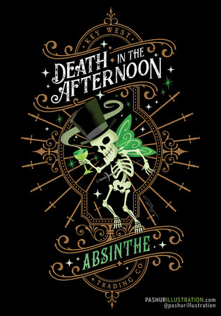 Death in the Afternoon Shirt
