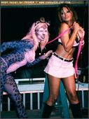 Alien Leopard & Tracie Bingham