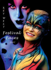 Festival Faces Book Cover