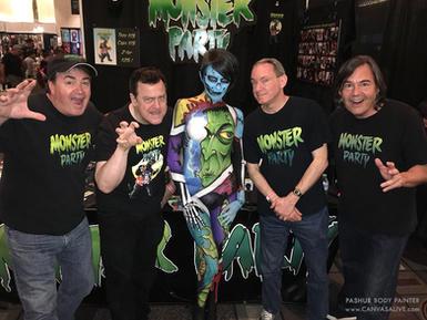 Monster Mash for Monster Party