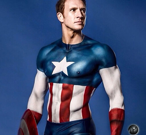 Captain America_Sean Lerwill_Jazzmin_Pas