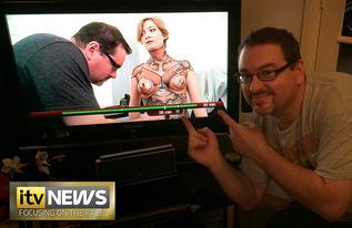 Pashur in ITV News