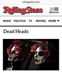 Dead Heads - Rolling Stone Website