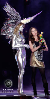 Chrome Angel - Eliza Dushku