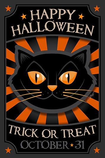 Happy Halloween 304 - poster_dark mode -