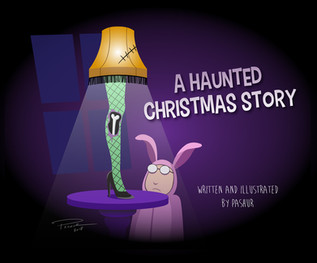 A Haunted Christmas Story