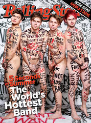 Rolling Stone - 5 Seconds of Summer