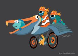 Pelican Riders