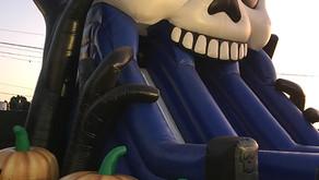 Mr Bones Skull Slide