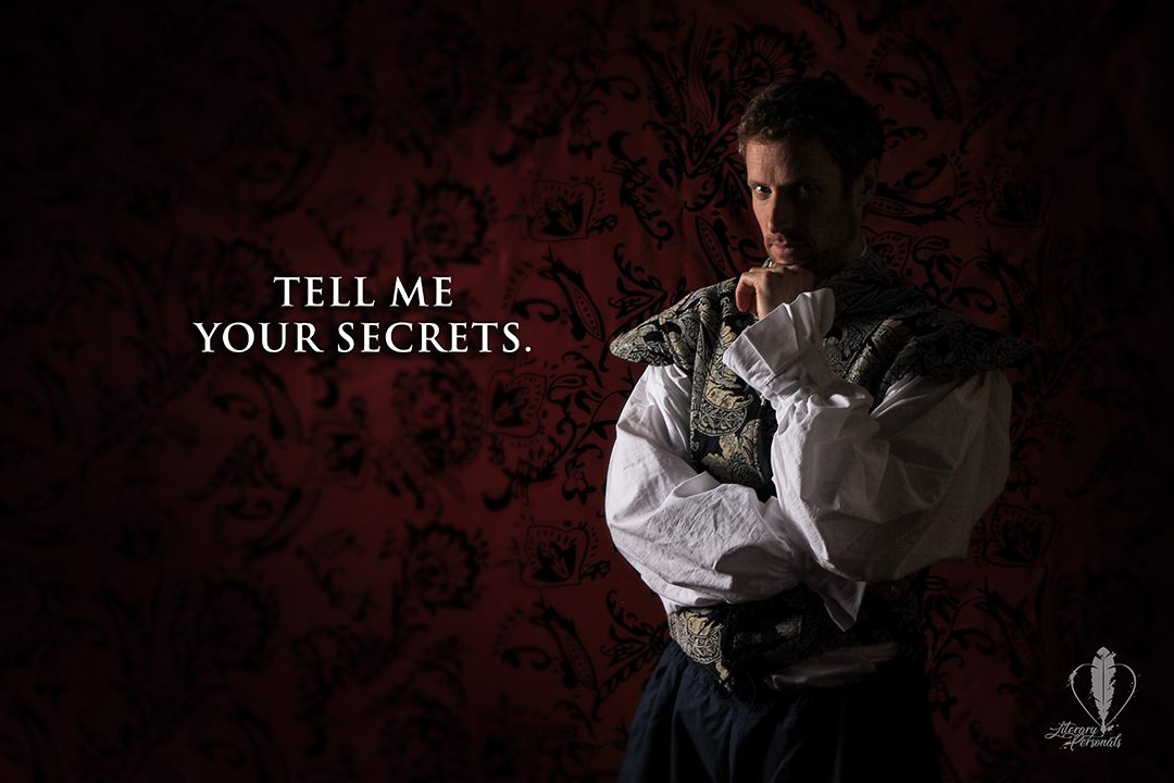 Tell Me Your Secrets.