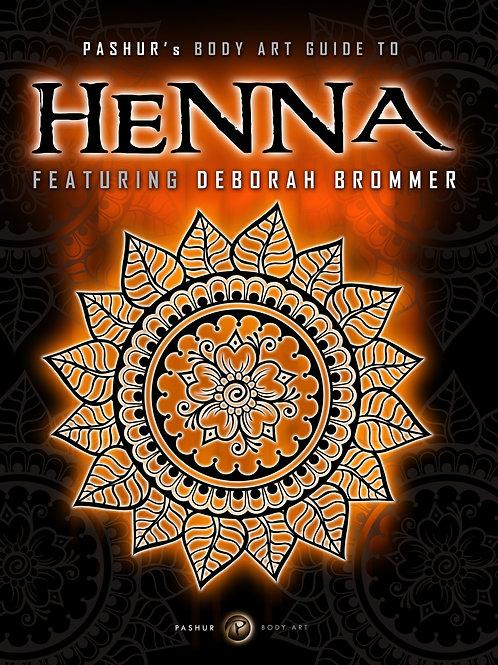 Henna e-Book (featuring Deborah Brommer)