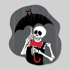 Mr Bones' Rainy Day