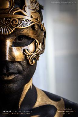 The Golden Facade