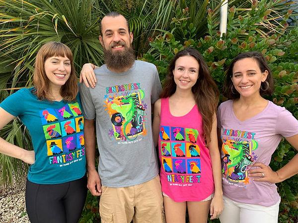 Fantasy Fest Shirts