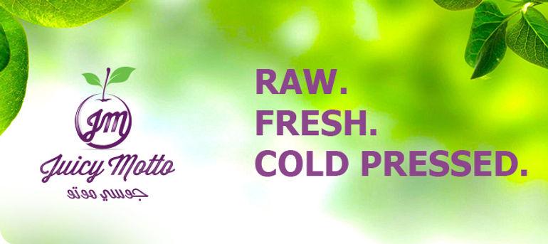 JUICYMOTTO. Juicy motto is a RAW, COLD PRESSED & always FRESH juice detox company based in Saudi Arabia, Riyadh. Order your detox today!