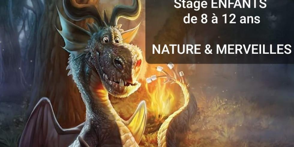 Stage enfants: Nature & Merveilles