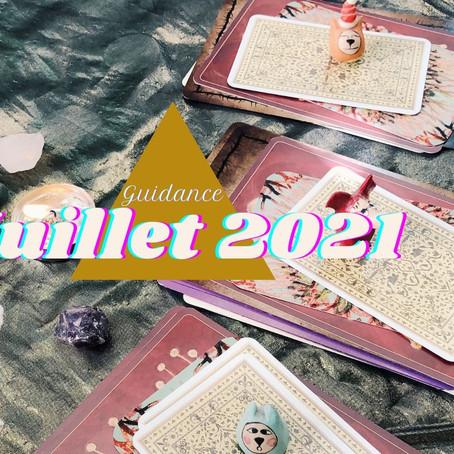 ꧁ Guidance •Juillet 2021 ꧂