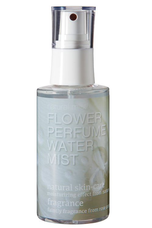 FLOWER PERFUME WATER : Moisturizing mist