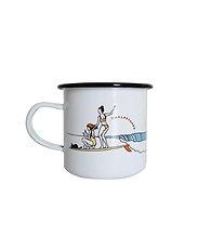THALASSOMER x COFFEE BARK ENAMEL MUG